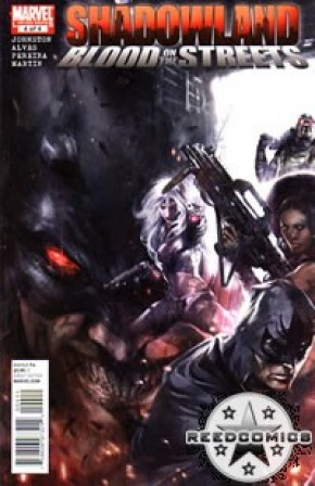Shadowland Blood on the Streets #4