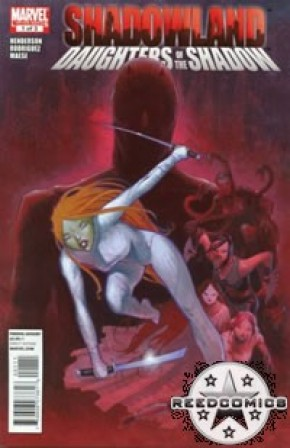 Shadowland Daughters Of The Shadow #1