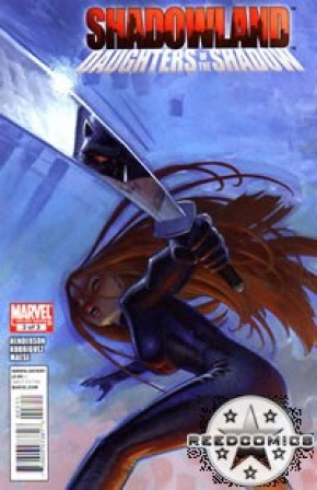 Shadowland Daughters Of The Shadow #3