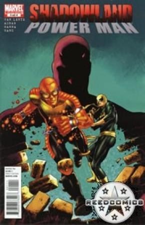 Shadowland Power Man #1