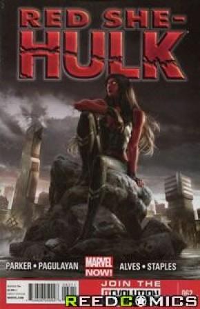 Red She-Hulk #62