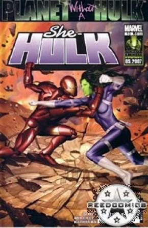 She Hulk Volume 2 #18