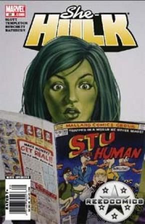 She Hulk Volume 2 #20