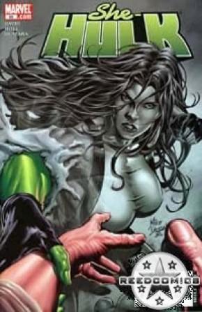 She Hulk Volume 2 #22