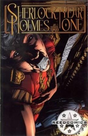 Sherlock Holmes Year One #2 (Cover B)