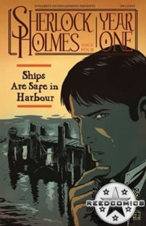 Sherlock Holmes Year One #4 (Cover A)