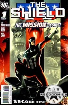 The Shield #1