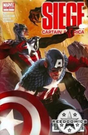 Siege Captain America