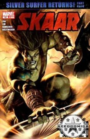 Skaar Son of Hulk #10