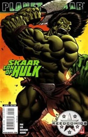 Skaar Son of Hulk #12 (Cover A)