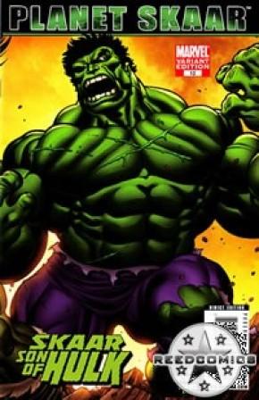 Skaar Son of Hulk #12 (Cover B)