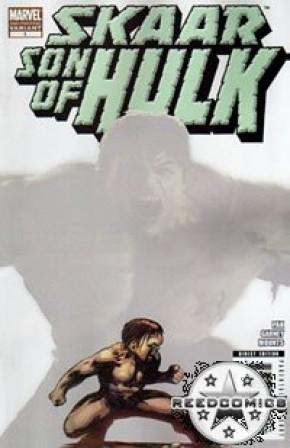 Skaar Son of Hulk #1 (2nd Print Movie)