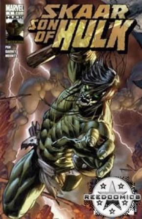Skaar Son of Hulk #1 (Cover A)