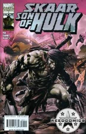 Skaar Son of Hulk #1 (Cover B)