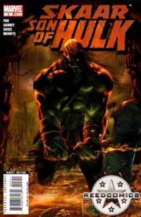 Skaar Son of Hulk #3