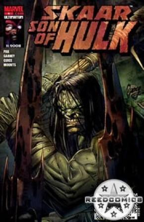 Skaar Son of Hulk #4