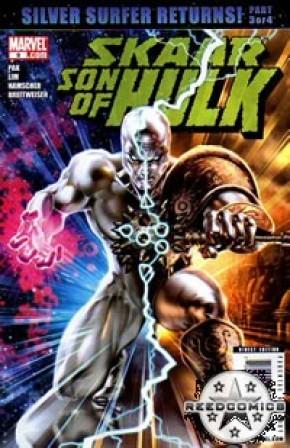 Skaar Son of Hulk #9