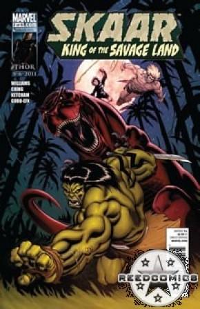 Skaar King of the Savage Land #2