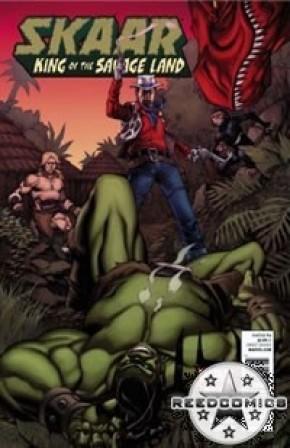 Skaar King of the Savage Land #3