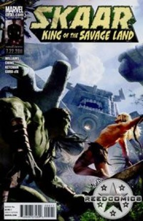 Skaar King of the Savage Land #5