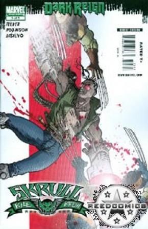 Dark Reign Skrull Kill Krew #3
