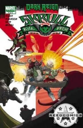 Dark Reign Skrull Kill Krew #4
