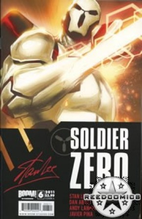 Stan Lees Soldier Zero #6 (Cover A)