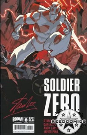 Stan Lees Soldier Zero #6 (Cover B)