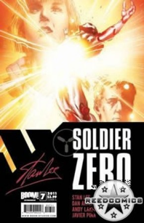 Stan Lees Soldier Zero #7 (Cover A)