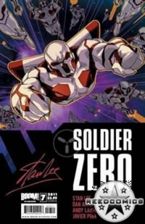 Stan Lees Soldier Zero #7 (Cover B)