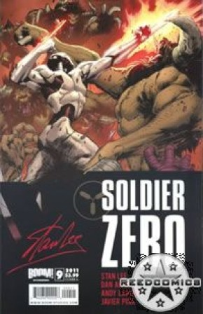 Stan Lees Soldier Zero #9 (Cover A)