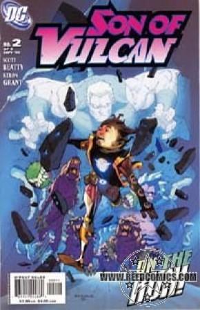 Son of Vulcan #2