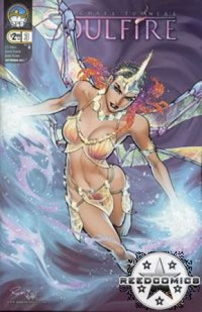 Soulfire Volume 3 #3 (Cover B)