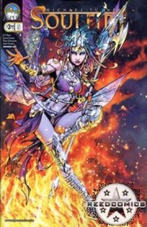 Soulfire Volume 3 #5 (Cover B)