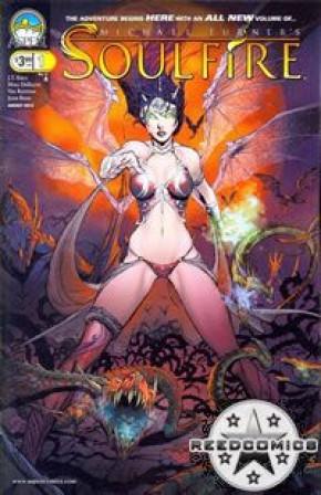Soulfire Volume 4 #1