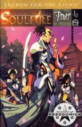 Soulfire Power #1 (Cover B)