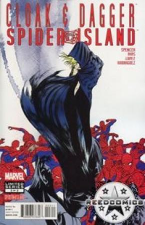 Spider Island Cloak and Dagger #3