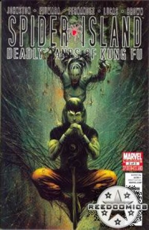 Spider Island Deadly Hands Of Kung Fu #2