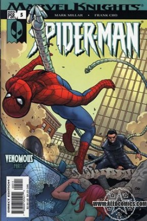 Marvel Knights Spiderman #5