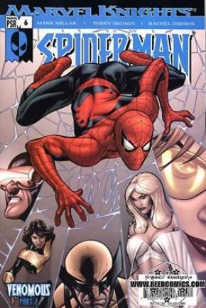 Marvel Knights Spiderman #6