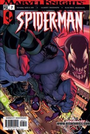 Marvel Knights Spiderman #7