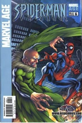 Marvel Age Spiderman #6