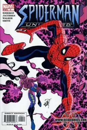 Spiderman Unlimited #4