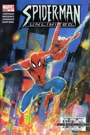 Spiderman Unlimited #5