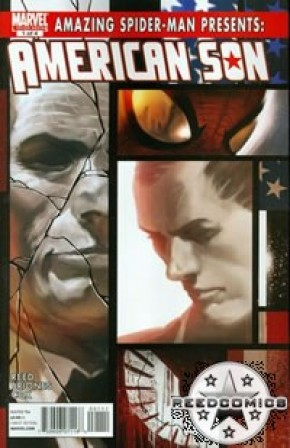 Amazing Spiderman Presents American Son #1
