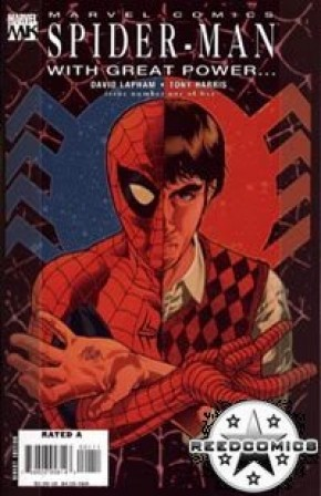 Spiderman With Great Power #1