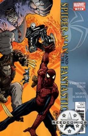 Spiderman Fantastic Four #3