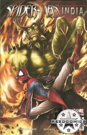 Spiderman India #4