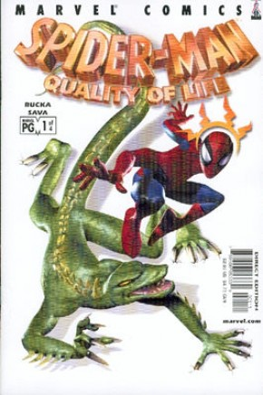 Spiderman Quality of Life #1