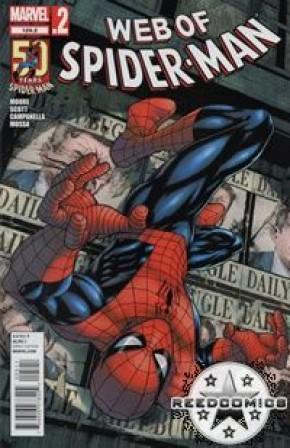 Web of Spiderman #129.2